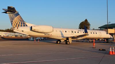 N13161 - Embraer ERJ-145XR - United Express (Commutair)