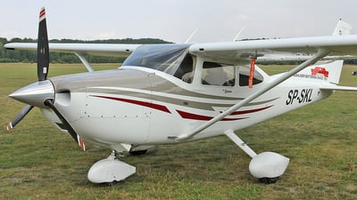 SP-SKL - Cessna 182A Skylane - Private