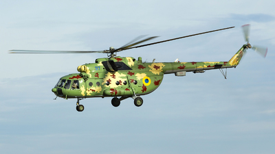 37 - Mil Mi-8MTV-1 Hip - Ukraine - Air Force