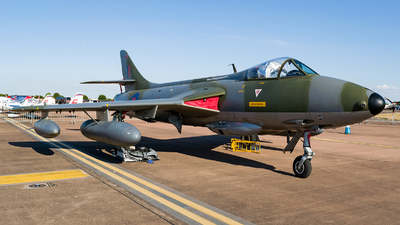 ZZ190 - Hawker Hunter F.58 - Hawker Hunter Aviation