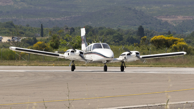 YL-ATB - Piper PA-34-200 Seneca - Airways Scenic & Charter