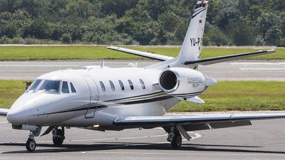 YU-PCC - Cessna 560XL Citation XLS+ - Prince Aviation