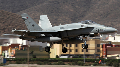 C.15-79 - McDonnell Douglas F/A-18A Hornet - Spain - Air Force