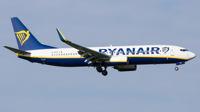 A picture of EIDYC - Boeing 7378AS - Ryanair - © Viktor Szontagh