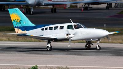 A picture of N441TT - Cessna 402C - [402C0441] - © William Vignes