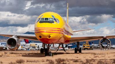 N804DH - Douglas DC-8-73(F) - DHL (ASTAR Air Cargo)