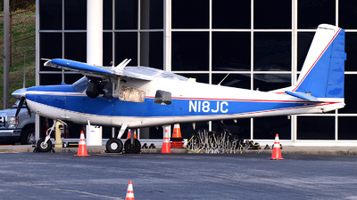 A picture of N18JC - Helio HT295 Super Courier - [1719] - © Agustin Anaya
