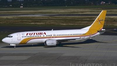 EC-FZT - Boeing 737-4Y0 - Futura International Airways