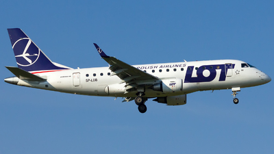 SP-LDB - Embraer 170-100STD - LOT Polish Airlines