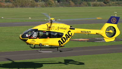 D-HYAO - Airbus Helicopters H145 - ADAC Luftrettung