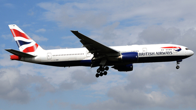 G-YMMN - Boeing 777-236(ER) - British Airways