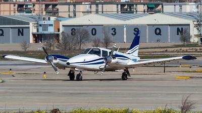 A picture of ECHUY - Piper PA34 220T Seneca II - [347570013] - © Mateo León