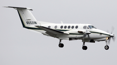 N6531N - Beechcraft 200 Super King Air - Private
