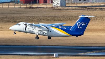 TF-FXG - Bombardier Dash 8-Q202 - Flugfélag Islands