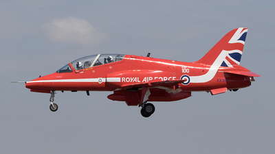 XX319 - British Aerospace Hawk T.1A - United Kingdom - Royal Air Force (RAF)