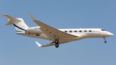 N318LS - Gulfstream G650ER - Private