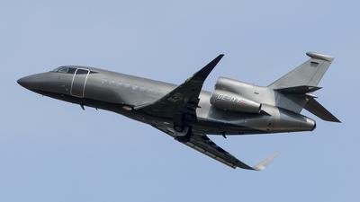 OE-IYY - Dassault Falcon 900DX - Salzburg Jet Aviation