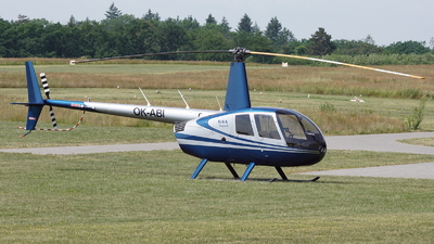 OK-ABI - Robinson R44 Raven II - Aeromec