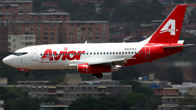 A picture of YV3151 - Boeing 7372T5(A) - Avior Airlines - © La Roche Spotters