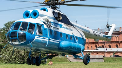 RA-24477 - Mil Mi-8T Hip - Baltic Airlines