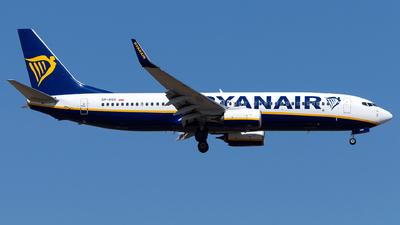 A picture of SPRSO - Boeing 7378AS - Ryanair - © Turkay Oksuz