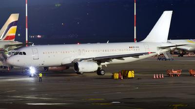 ER-AXA - Airbus A320-232 - Air Moldova
