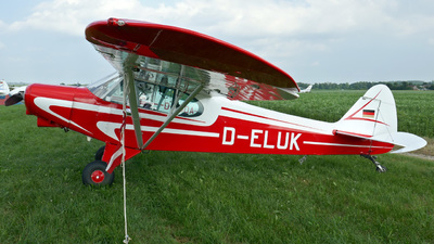 D-ELUK - Piper PA-18-150 Super Cub - Private