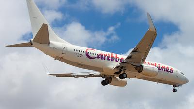9Y-MBJ - Boeing 737-85P - Caribbean Airlines