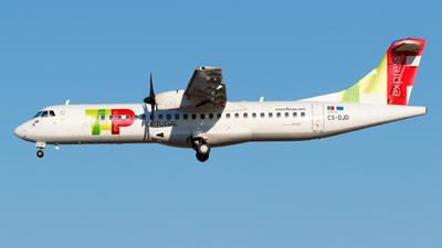 CS-DJD - ATR 72-212A(600) - TAP Express