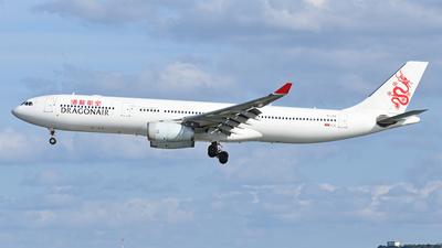 B-LBD - Airbus A330-343 - Cathay Dragon