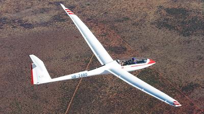 HB-2480 - Schempp-Hirth Arcus M - Alpine Segelflugschule Schänis