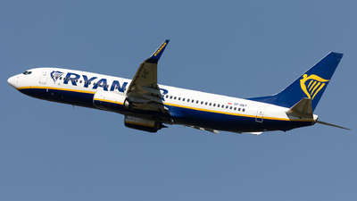 A picture of SPRKT - Boeing 7378AS - Ryanair - © Łukasz Stawiarz