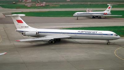 CCCP-86520 - Ilyushin IL-62M - Aeroflot