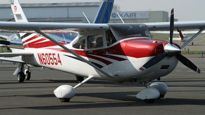 N60554 - Cessna 182T Skylane - Private