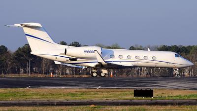 N882DL - Gulfstream G450 - Private