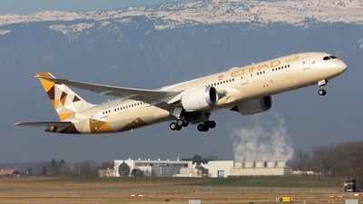 A6-BLA - Boeing 787-9 Dreamliner - Etihad Airways