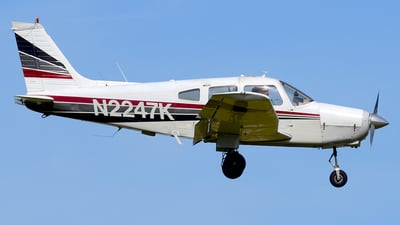 N2247K - Piper PA-28-161 Warrior II - Private