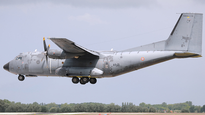 R91 - Transall C-160R - France - Air Force