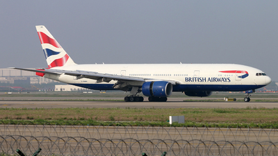 G-YMMH - Boeing 777-236(ER) - British Airways