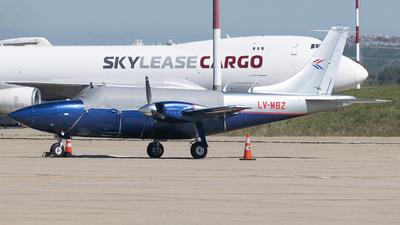 A picture of LVMBZ - Smith Aerostar 600 - [600423144] - © Ezequiel Arpajou