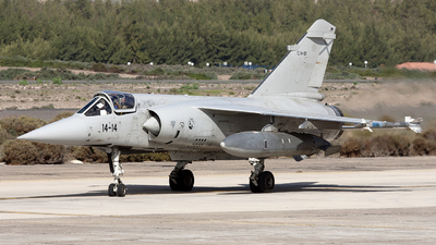 C.14-21 - Dassault Mirage F1M - Spain - Air Force