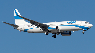 A picture of SPESF - Boeing 7378AS - Enter Air - © Turkay Oksuz