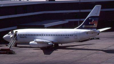 VH-CZO - Boeing 737-277(Adv) - Ansett Australia