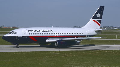 G-BGDI - Boeing 737-236(Adv) - British Airways