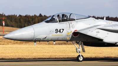 42-8947 - McDonnell Douglas F-15J Eagle - Japan - Air Self Defence Force (JASDF)