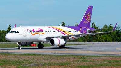 HS-TXT - Airbus A320-232 - Thai Smile