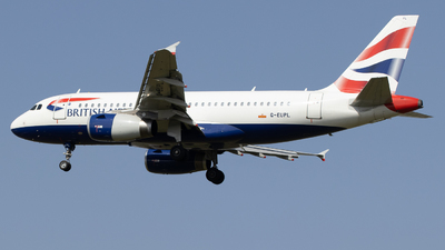 A picture of GEUPL - Airbus A319131 - British Airways - © Pierre Pm
