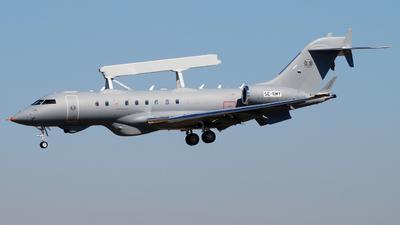 A picture of SERMY - Bombardier Global 6000 -  - © Jero Vida