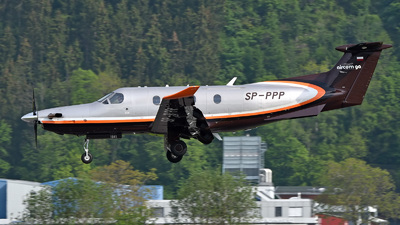 SP-PPP - Pilatus PC-12/47E - Aircom
