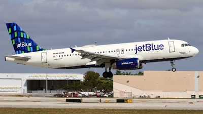 A picture of N646JB - Airbus A320232 - JetBlue Airways - © Eddie Heisterkamp